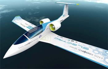Conozca el primer avión eléctrico en atravesar el Canal de la Mancha