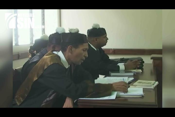 Juez se reserva fallo en torno extracción de materiales de Cordillera Septentrional