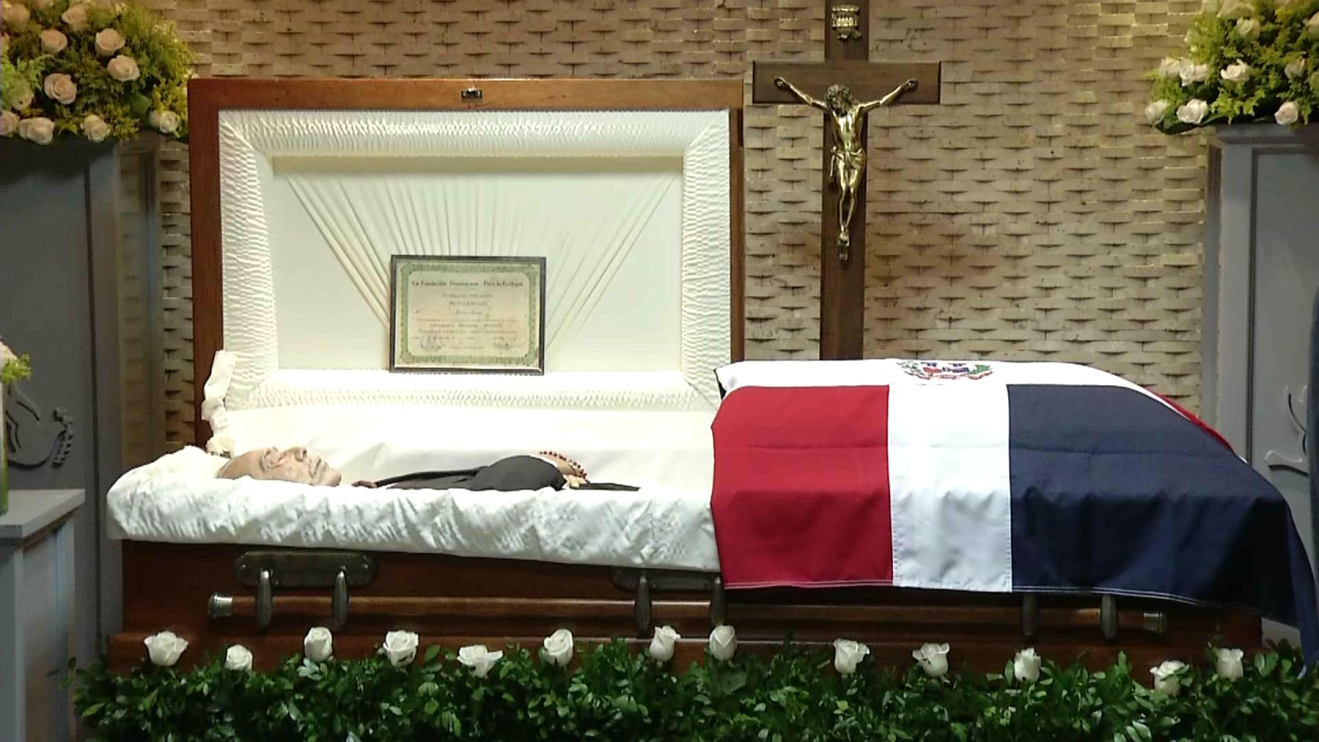 Velan restos de exministro de la Presidencia, Héctor Aristy