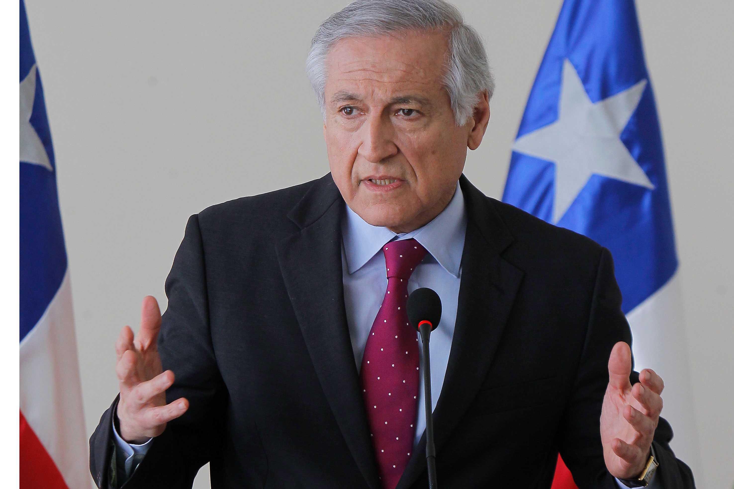 Chile dice estar dispuesto a restablecer relaciones diplomáticas con Bolivia
