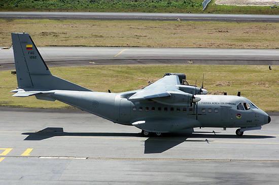 Once integrantes de la Fuerza Aérea Colombiana mueren en accidente de avión