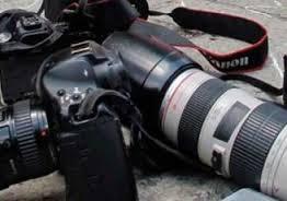 Coronel PN amenaza de muerte a reportero gráfico en Santiago