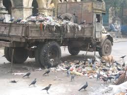 En Pantoja se quejan por depósito de camiones de basura