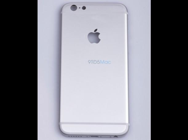 Se filtran imágenes del nuevo celular de Apple, iPhone 6S