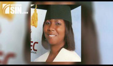 Familiares de profesora asesinada por presuntos pandilleros exigen justicia