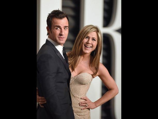 Jennifer Aniston y Justin Theroux se habrían casado en secreto