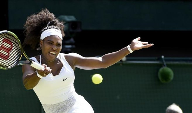 Serena reina de nuevo en Wimbledon y aparta a Garbiñe de su primer Grand Slam