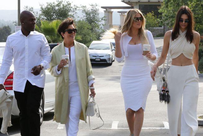 Los Kardashian aún no superan el cambio de sexo de su padrastro