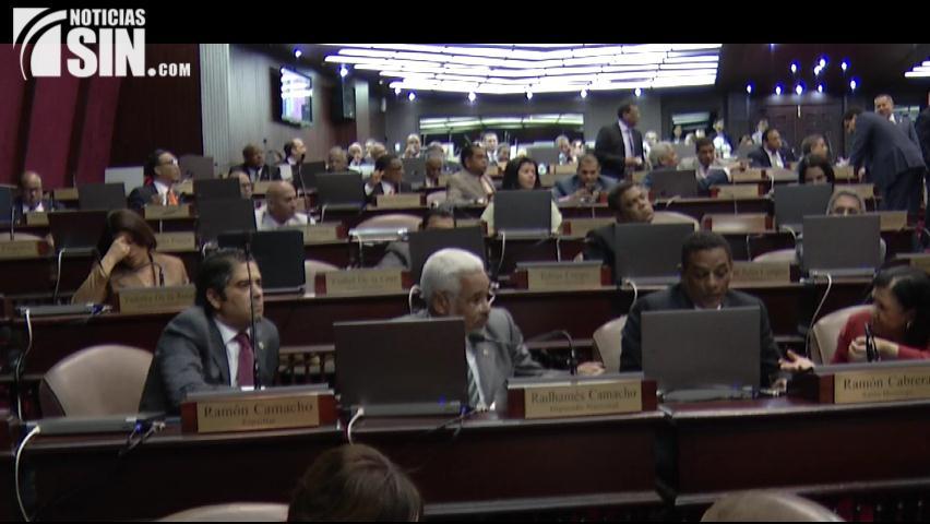 Legisladores rechazan llamado de la OEA para que RD y Haití se reúnan