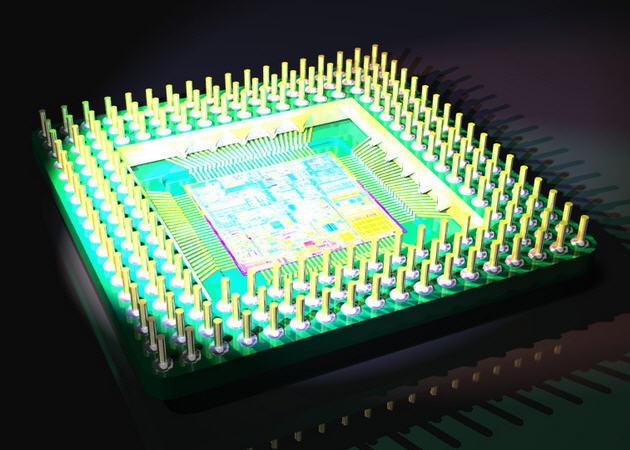 Los microprocesadores conquistan una nueva frontera