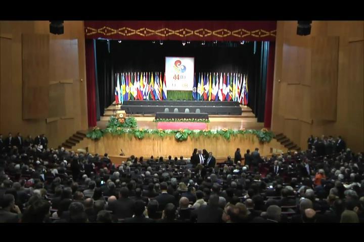 Legisladores advierten que misión de la OEA podría venir prejuiciada