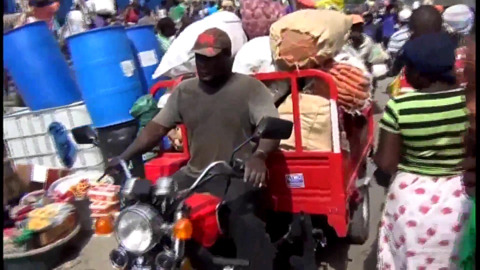 Negociantes piden tener menos dependencia del comercio con Haiti