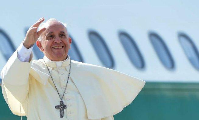 El papa Francisco elogia el ánimo de los cubanos ante las dificultades