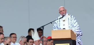 VIDEO. El papa Francisco: