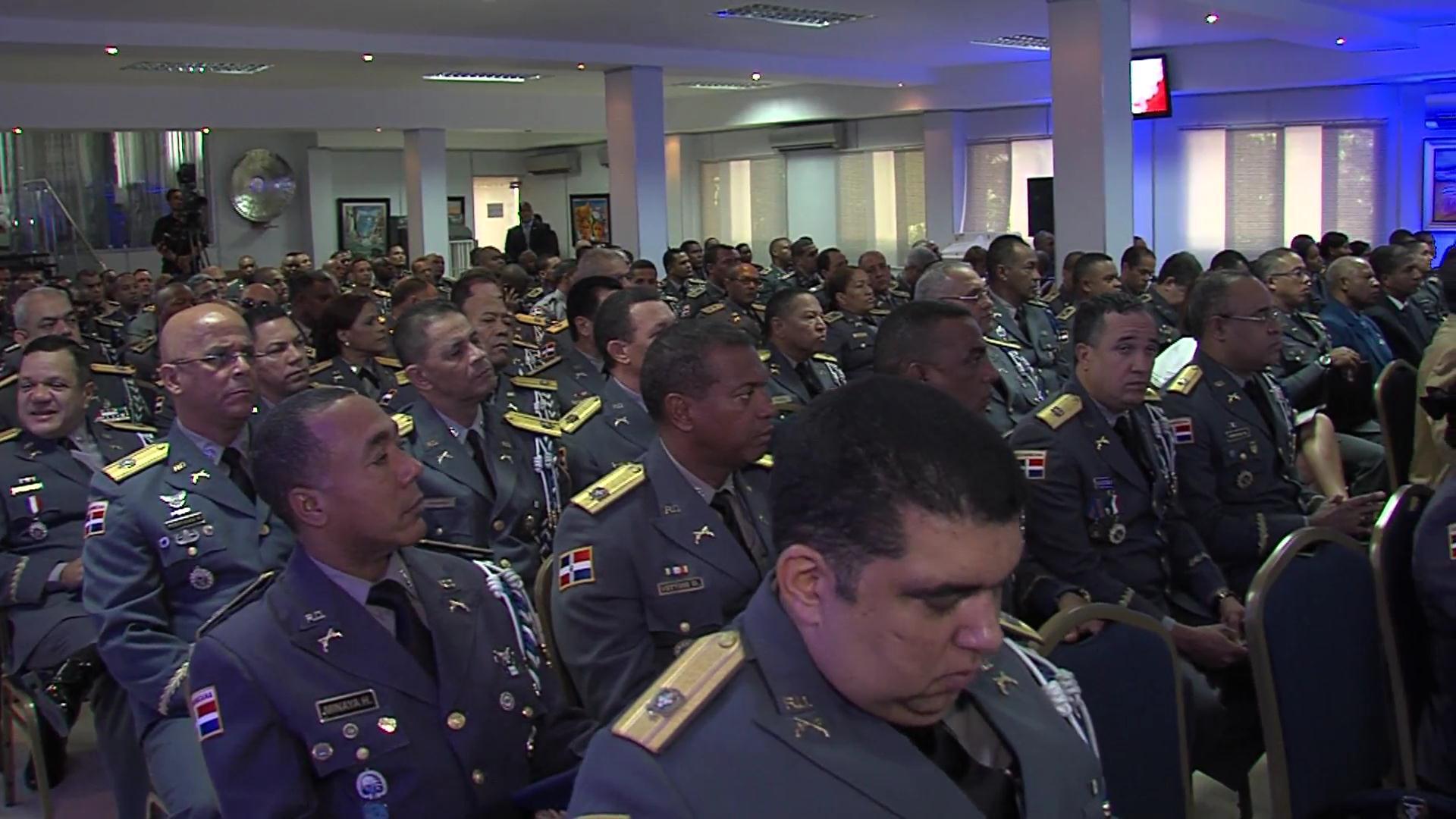 Advierten no hay presupuesto para reestructurar la Policía Nacional