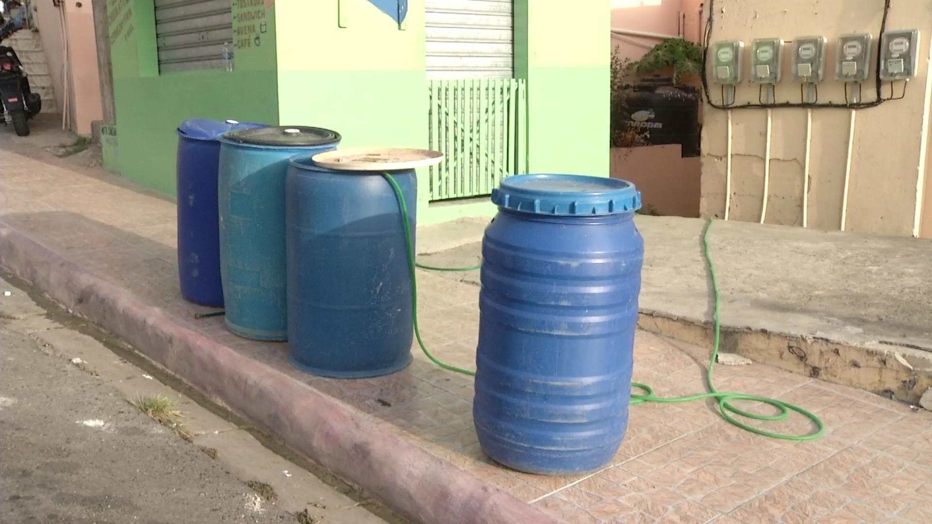 Piden al presidente Medina agua para Puerto Plata