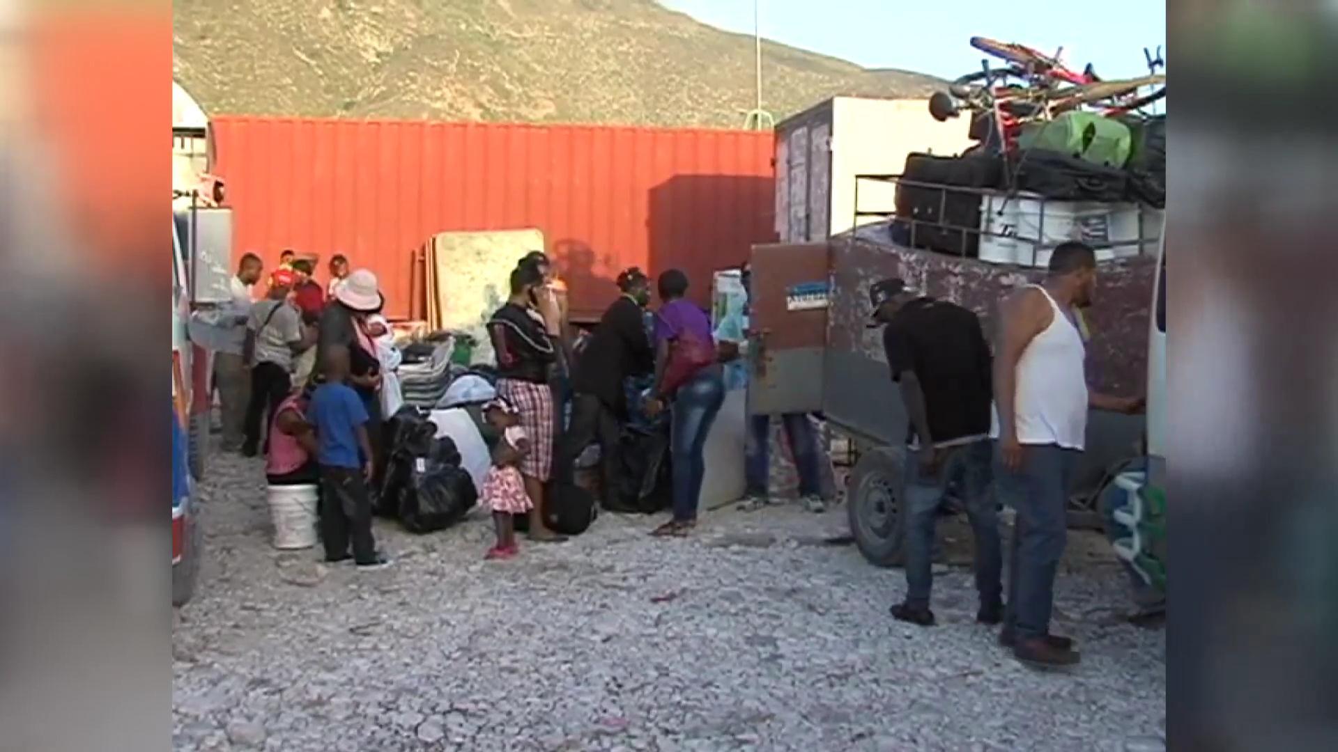 Gobierno advierte plan migratorio no lo detiene nadie