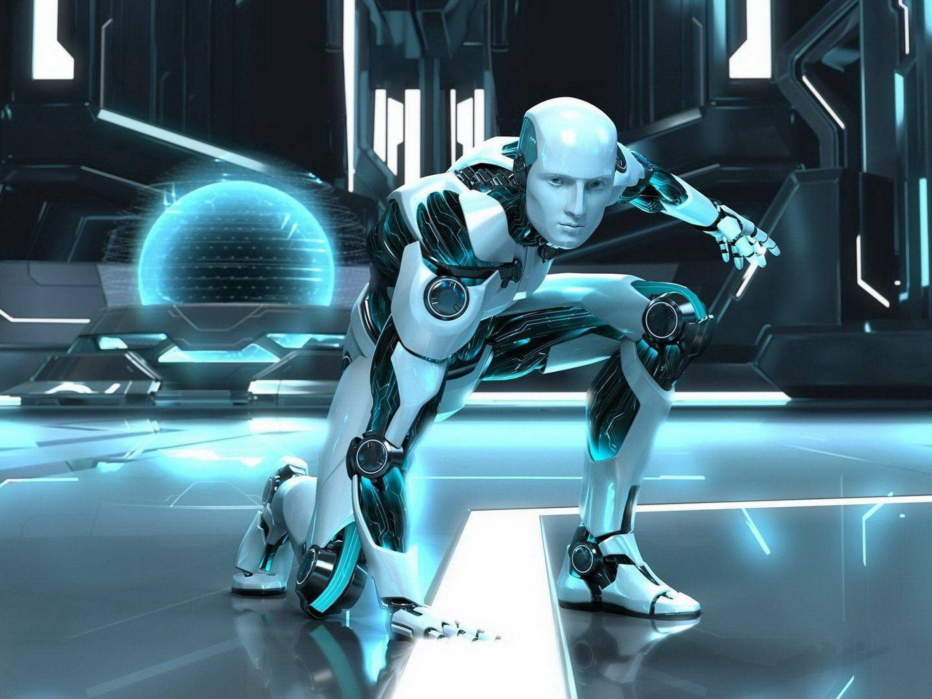 Utilizarán robots para