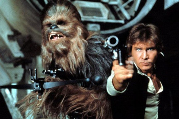 Han Solo será el protagonista de un nuevo filme del universo Star Wars