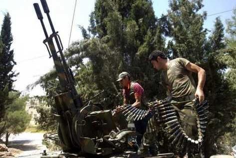 Grupo rebelde sirio publica un vídeo con el asesinato de 18 miembros del Estado Islámico