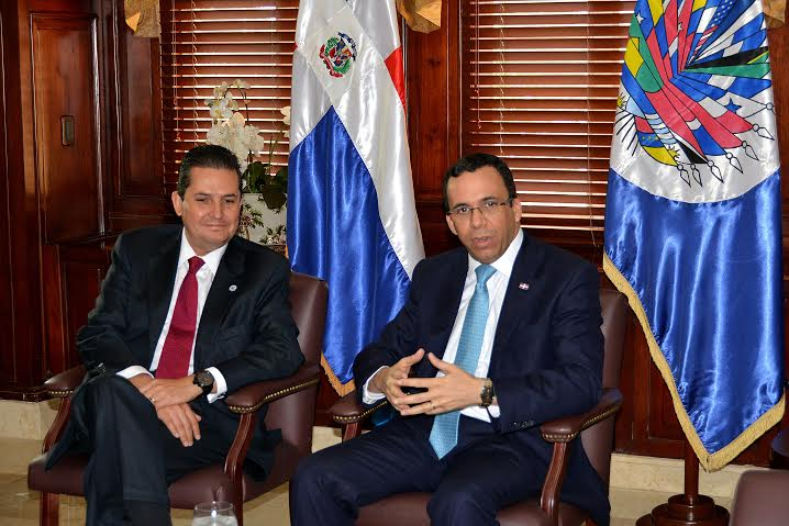Canciller reitera ante la OEA que la política migratoria en RD es expresión de soberanía