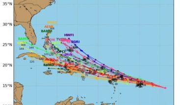 ¡Otra más! Tormenta tropical Erika se desplaza rápidamente