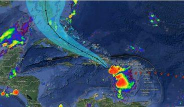 ¡Alerta! Tormenta Erika se encuentra a 100 kilómetros del Distrito Nacional