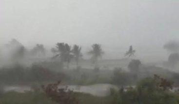 Tormenta Erika se encuentra a 140 kilómetro de la Isla Saona, informa el COE