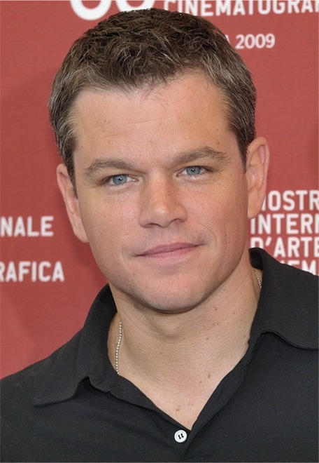 Matt Damon, el primer marciano