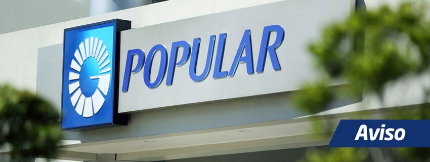 Banco Popular reitera solidaridad con la familia de vigilante asesinado en asalto