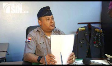 Policía Nacional rinde informe de operaciones durante patrullaje mixto