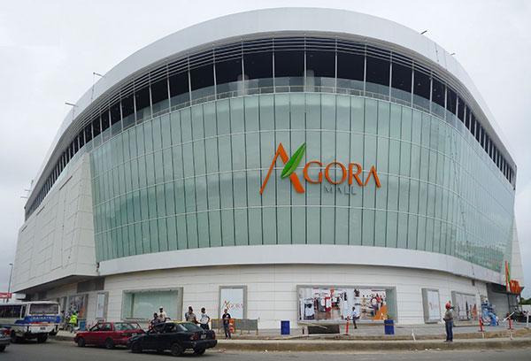 Hombre se lanza del cuarto piso de Ágora Mall