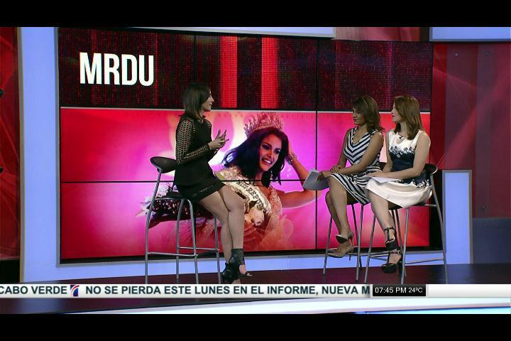 Mejores y peores vestidas del Miss República Dominicana