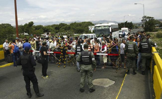 Fuertes enfrentamientos en operativos Cesfront en la frontera