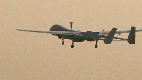 Un dron estadounidense se estrella en Al Raqa, bastión del EI en Siria