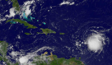 La tormenta Erika se fortalece antes de llegar a Puerto Rico
