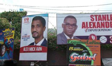 Haití se prepara para celebrar sus elecciones este domingo