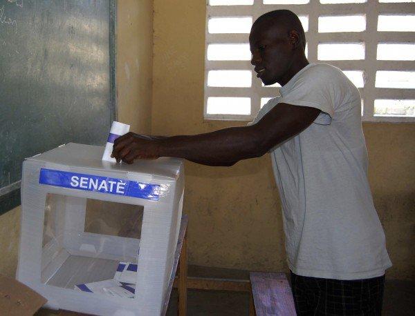 Candidatos denuncian supuesto fraude en elecciones haitianas