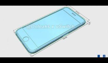Se filtran imágenes del iPhone 6S y 6C