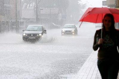 Onda tropical sale del área de pronóstico, pero lluvias seguirán en el país