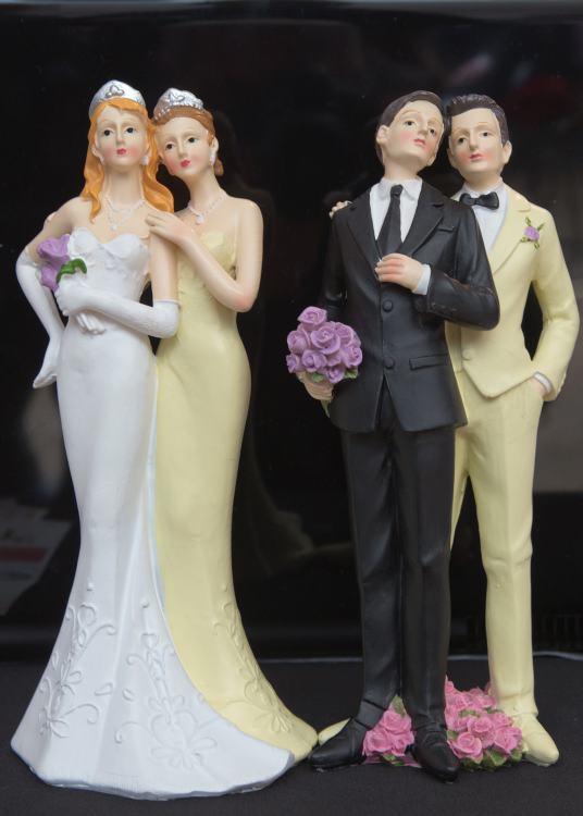 Cameron dice de que la ley del matrimonio homosexual no puede revertirse
