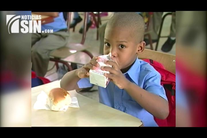 Una buena alimentación ayuda a los niños a rendir más en la escuela
