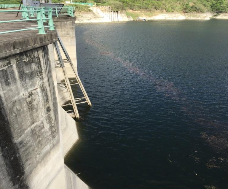 Revelan en RD se han perdido más de dos mil millones de metros cúbicos de agua por la sequía