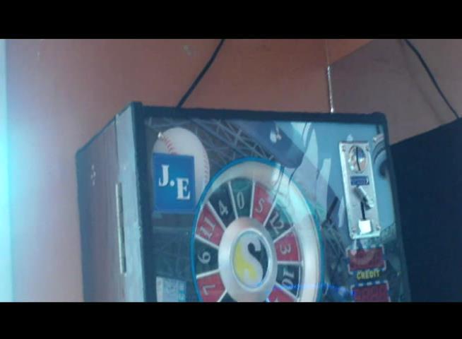 Fiscalía DN incauta decenas de máquinas tragamonedas en distintos sectores