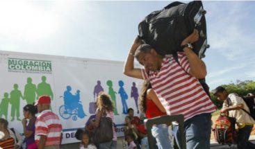 Colombia dará la nacionalidad a los familiares venezolanos de los deportados