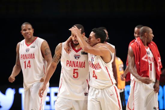 72-89 Panamá elimina a Brasil y avanza a la segunda fase