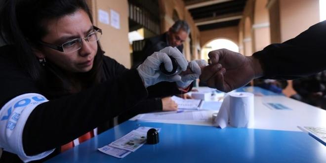Tribunal asegura que ya votó el 51 % de los electores en Guatemala