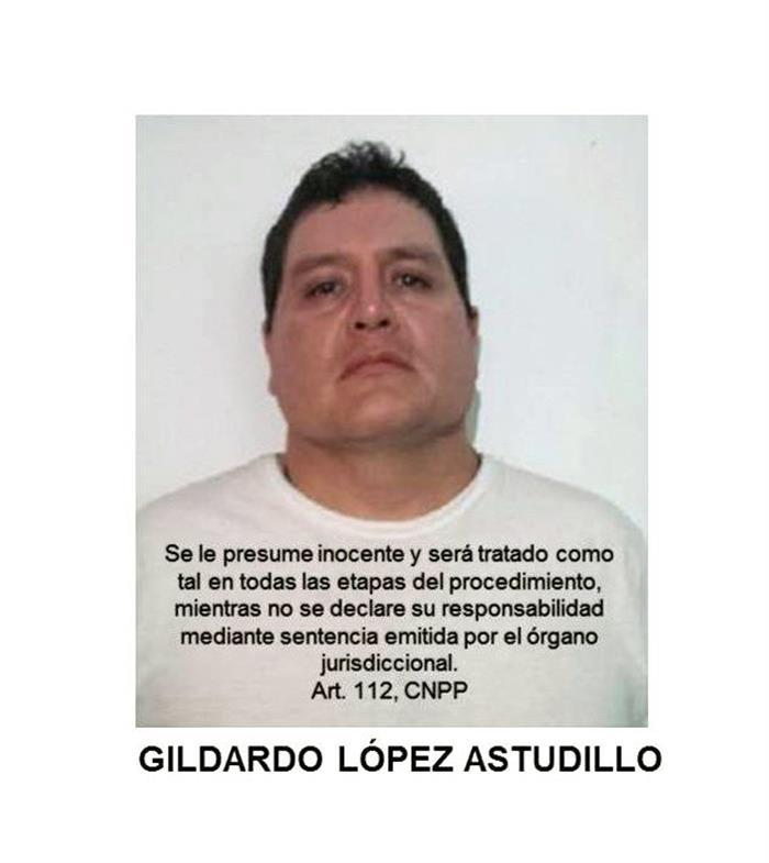 Capturan en México a hombre clave en la desaparición de 43 estudiantes