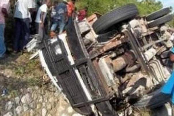 Al menos catorce personas mueren durante accidente de tránsito en Brasil