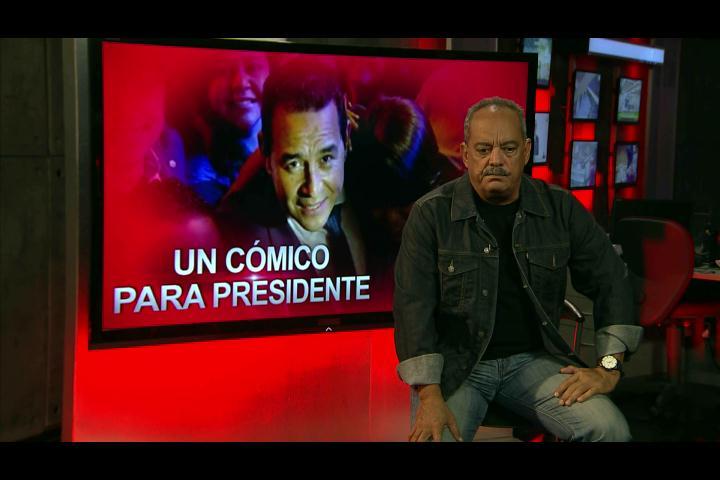 Alfonso Rodríguez: Un cómico para presidente